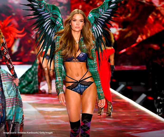 Get some hair style ideas from the ubür-famous Victoria's Secret Fashion Show!