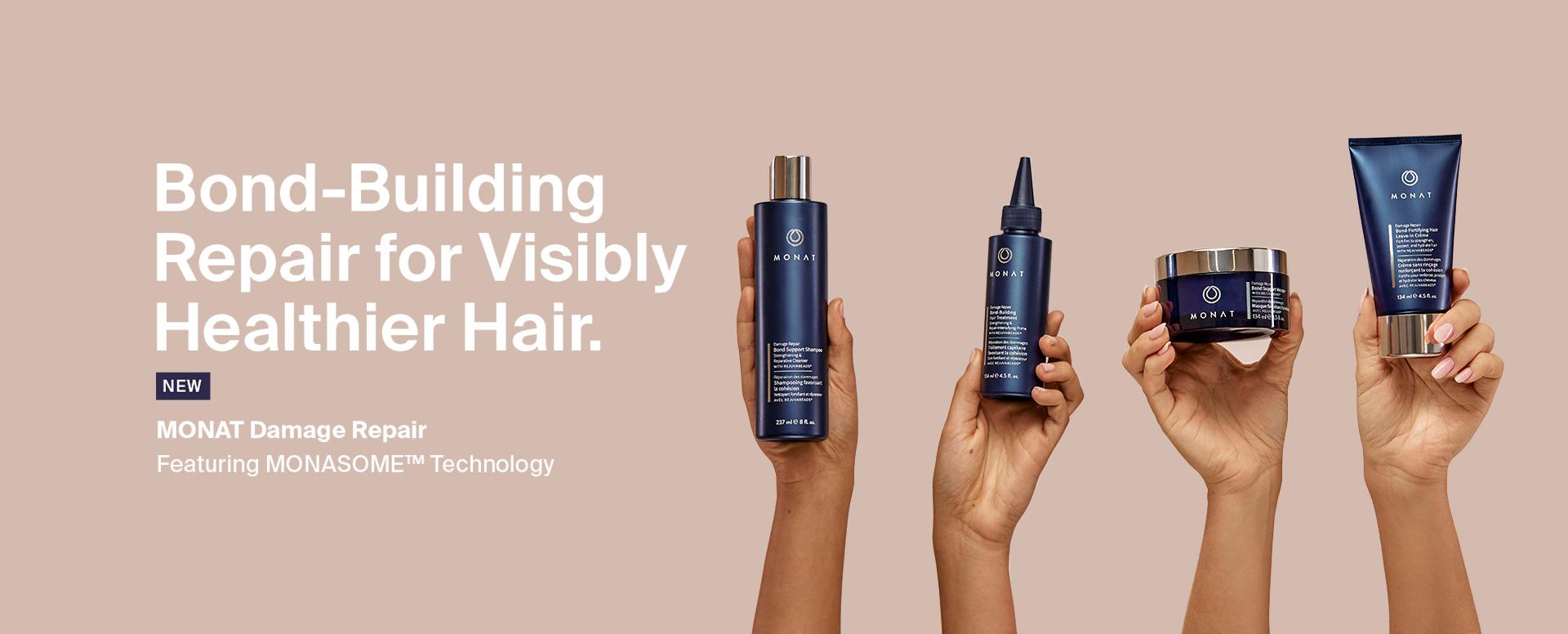 New Purifying Haircare, Scalp Purifying Scrub, Purifying Vinegar Shampoo