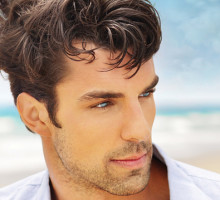 Men hair and skin care