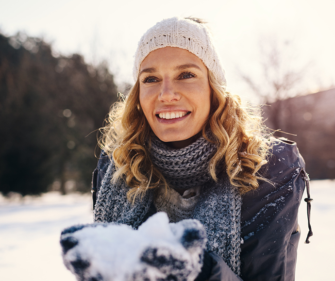 winterproof your hair and skin with these easy hacks