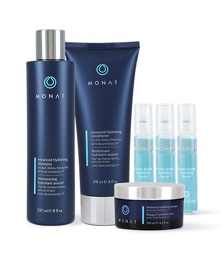 Advanced Hydrating Hair Care Collection