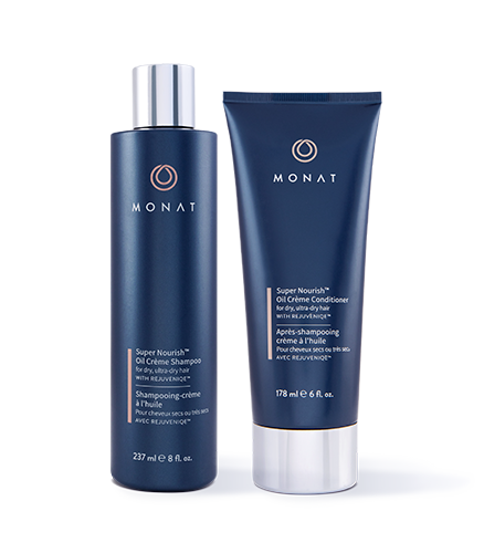 MONAT SUPER NOURISH™OIL CRÈME DUO