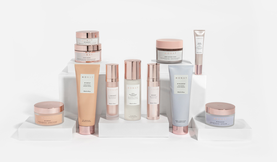 Monat Skincare Products