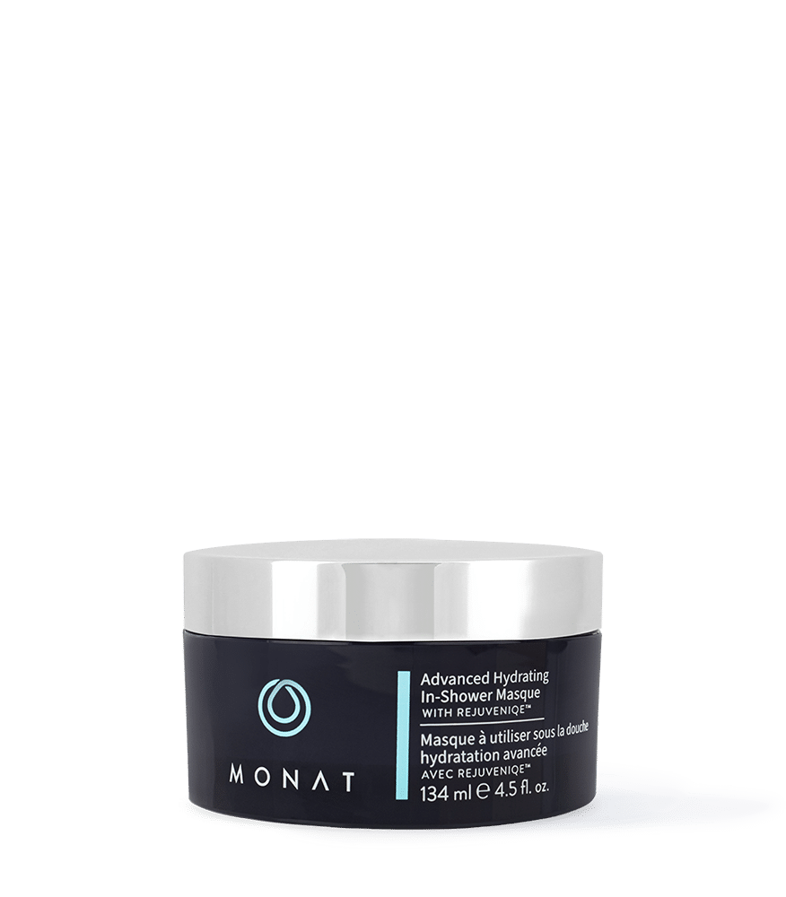 Advanced hydrating in shower masque