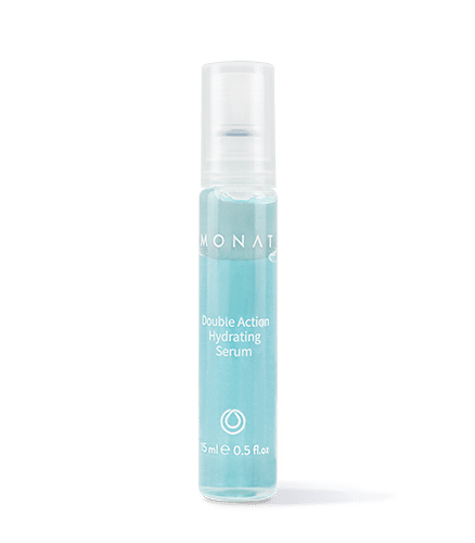 Double action hydrating serum