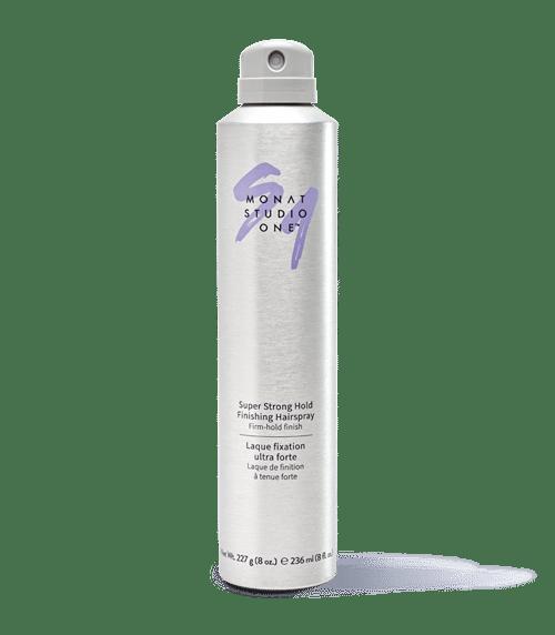Strong flexi-hold hairspray